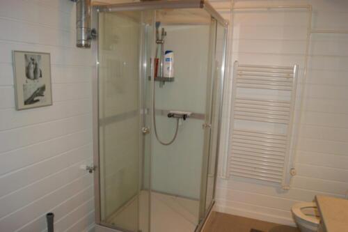 Badeværelsets </p>brusekabine